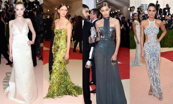Top 10 MET: vestidos perfeitamente usáveis