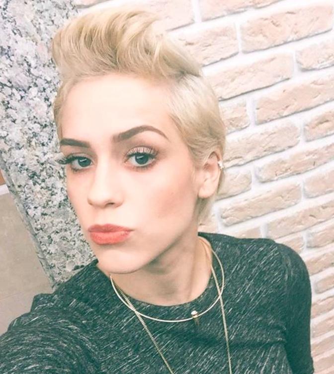 Camaleoa: o upgrade de Sophia Abrahão com o novo cabelo curto!